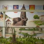 Reiterdenkmal als Model und Bild