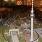 Brandenburger Tor auf dem Alex