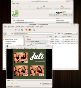 Amazon MP3-Downloader